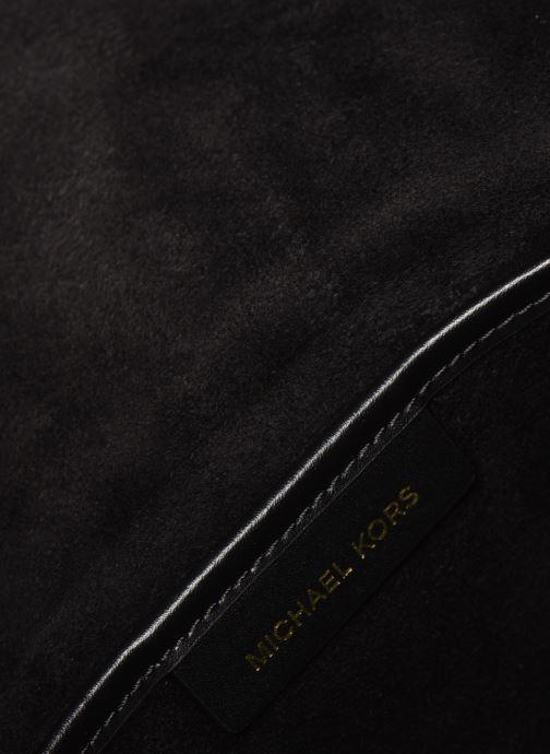 Sacs à main Michael Michael Kors LUCY MD HOBO SHLDR Noir vue derrière