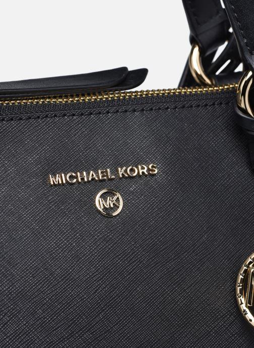 Sacs à main Michael Michael Kors SULLIVAN SM CONV TZ TOTE Noir vue gauche