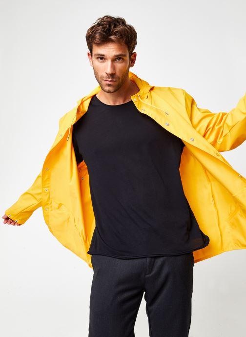 Vêtements Rains  Jacket Jaune vue détail/paire