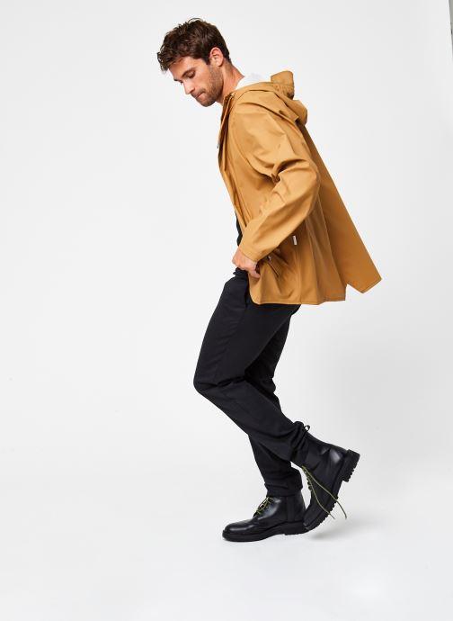 Vêtements Rains  Jacket Vert vue bas / vue portée sac