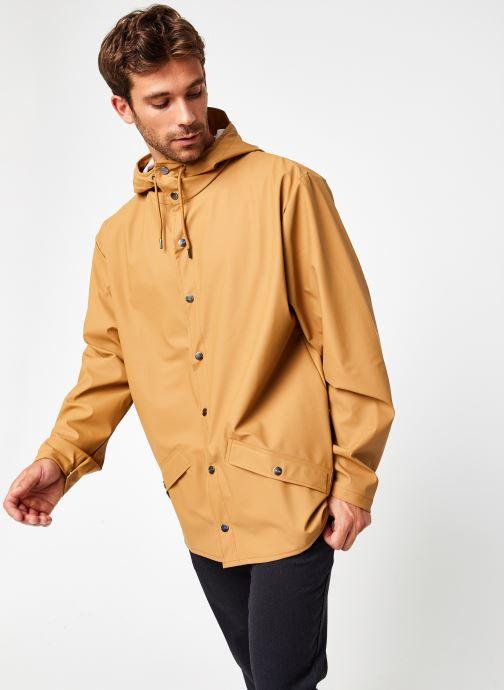 Vêtements Rains  Jacket Vert vue droite