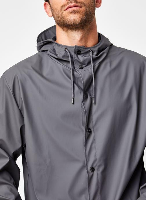Vêtements Rains  Jacket Gris vue face