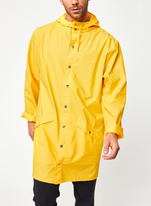 Vêtements Rains  Long Jacket Jaune vue droite