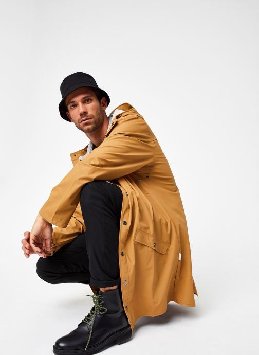 Vêtements Rains  Long Jacket Vert vue bas / vue portée sac