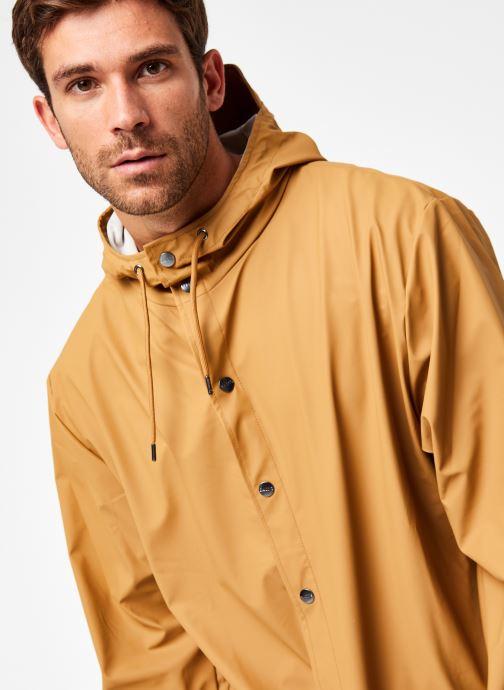 Vêtements Rains  Long Jacket Vert vue face