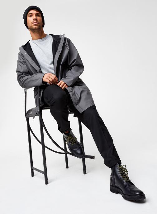 Vêtements Rains  Long Jacket Gris vue bas / vue portée sac