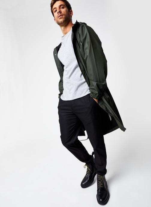 Vêtements Rains  Fishtail Parka Vert vue bas / vue portée sac