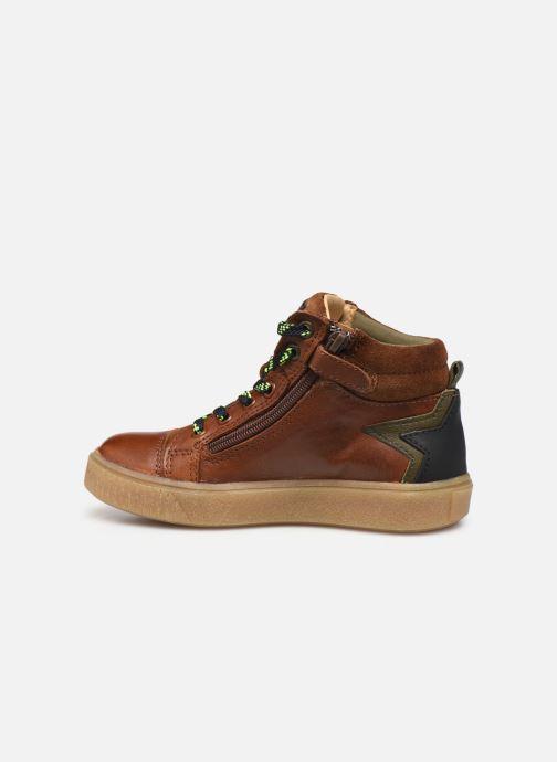 Sneakers Acebo's 5405 Marrone immagine frontale