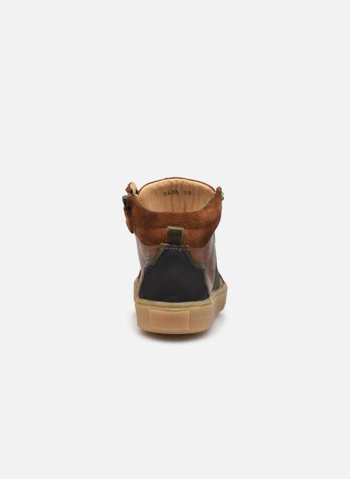 Sneakers Acebo's 5405 Marrone immagine destra