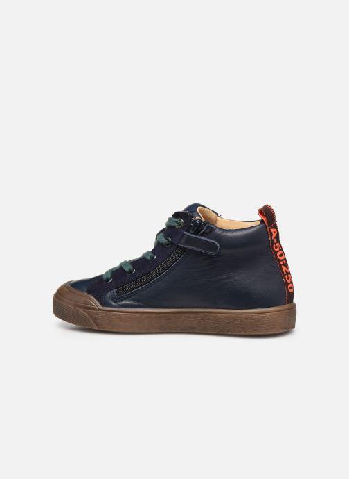 Sneakers Acebo's 5411 Azzurro immagine frontale