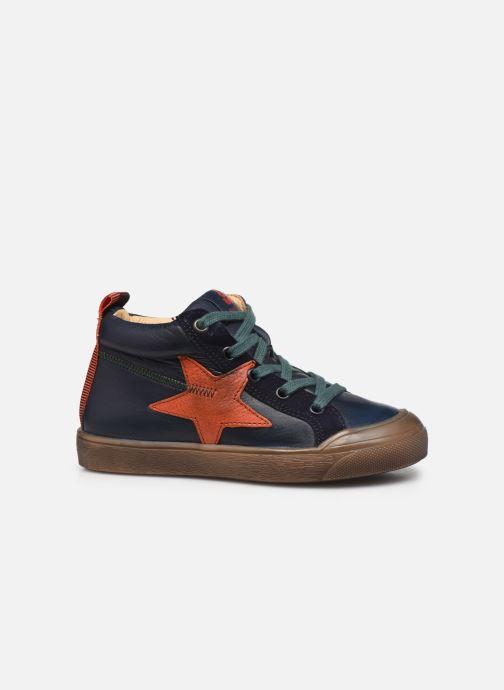 Sneakers Acebo's 5411 Azzurro immagine posteriore
