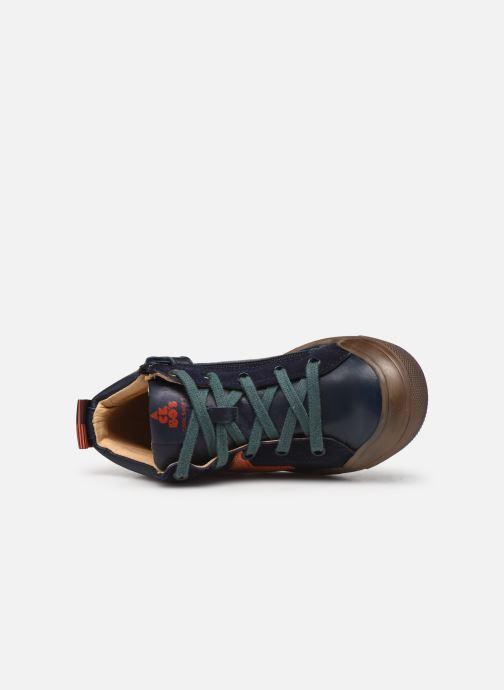 Sneakers Acebo's 5411 Azzurro immagine sinistra