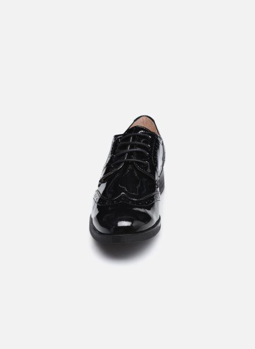 Veterschoenen Acebo's 9858 Zwart model