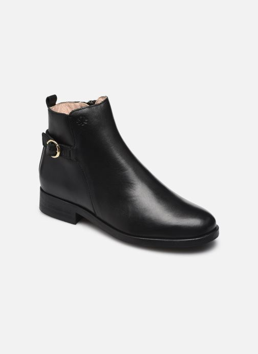 Stiefeletten & Boots Acebo's 9860 schwarz detaillierte ansicht/modell