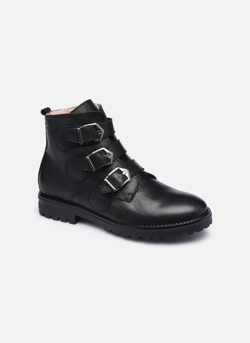 Stiefeletten & Boots Acebo's 9843VE schwarz detaillierte ansicht/modell
