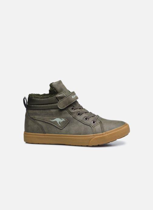 Sneaker Kangaroos KaVu I EV grün ansicht von hinten