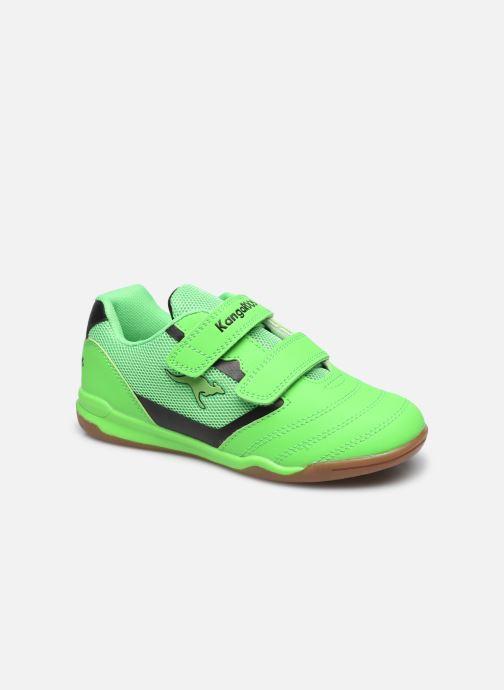 Sneaker Kangaroos Race Comb V grün detaillierte ansicht/modell