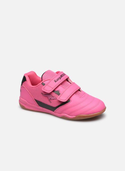 Sneaker Kangaroos Race Comb V rosa detaillierte ansicht/modell