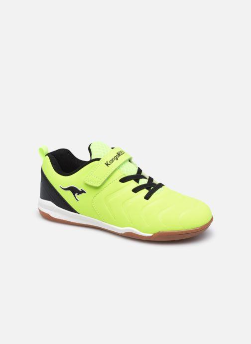 Sneaker Kangaroos Speed Comb EV gelb detaillierte ansicht/modell