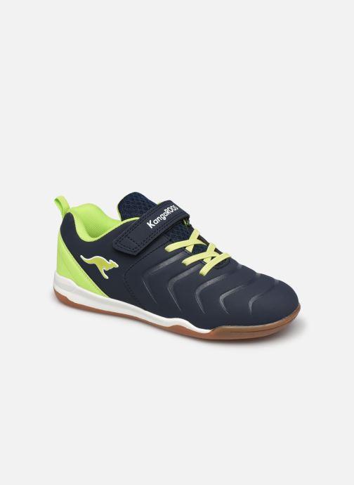 Sneaker Kangaroos Speed Comb EV blau detaillierte ansicht/modell