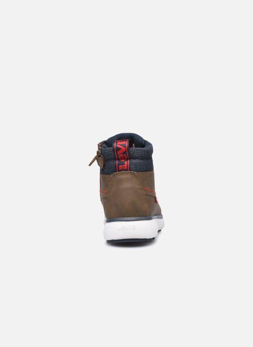 Bottines et boots Levi's Vermont Marron vue droite