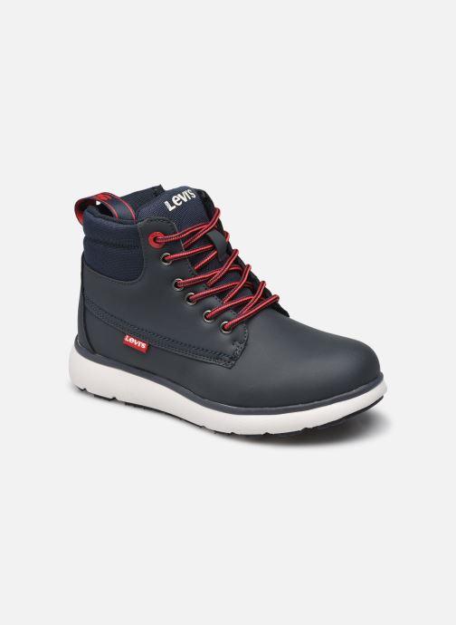 Bottines et boots Levi's Vermont Bleu vue détail/paire