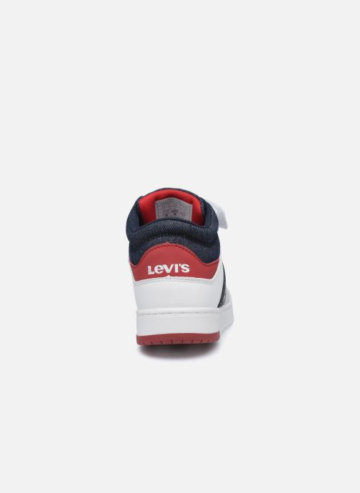 Sneakers Levi's Irving Mid Bianco immagine destra