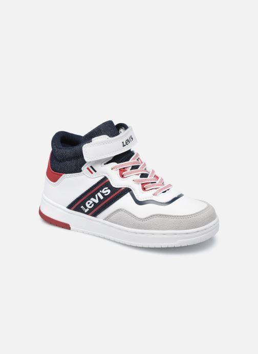 Sneakers Levi's Irving Mid Bianco vedi dettaglio/paio
