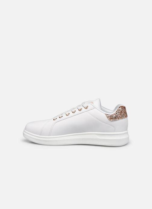 Sneakers Levi's Ellis Bianco immagine frontale