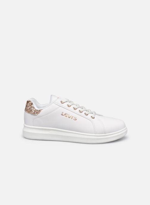 Sneakers Levi's Ellis Bianco immagine posteriore