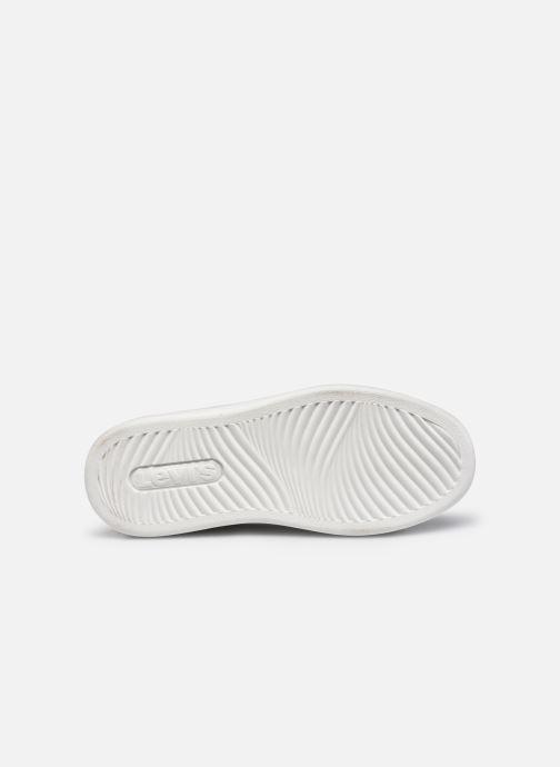 Sneakers Levi's Ellis Bianco immagine dall'alto