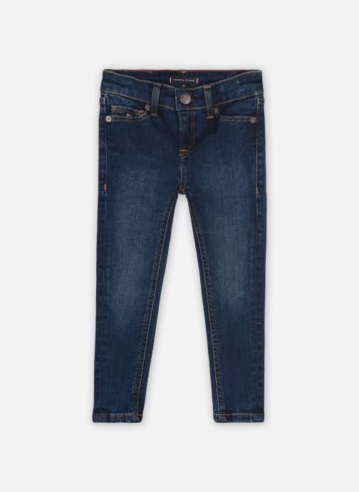 Vêtements Tommy Hilfiger Simon Skinny Dkcostr Bleu vue détail/paire
