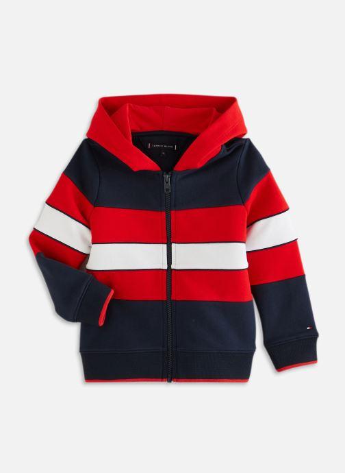 Sweatshirt hoodie - Th Colorblock Hoodie