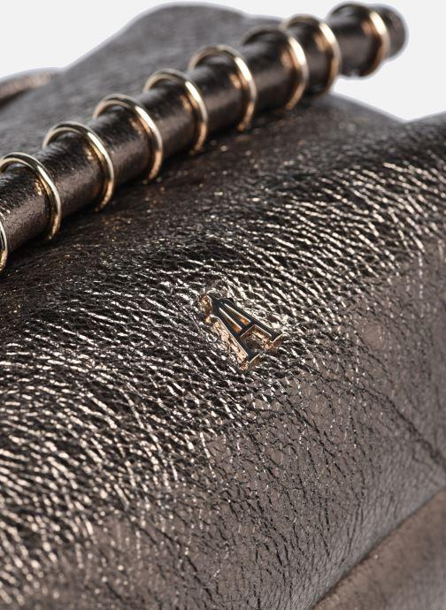 Bolsos de mano Craie Amie Plateado vista lateral izquierda