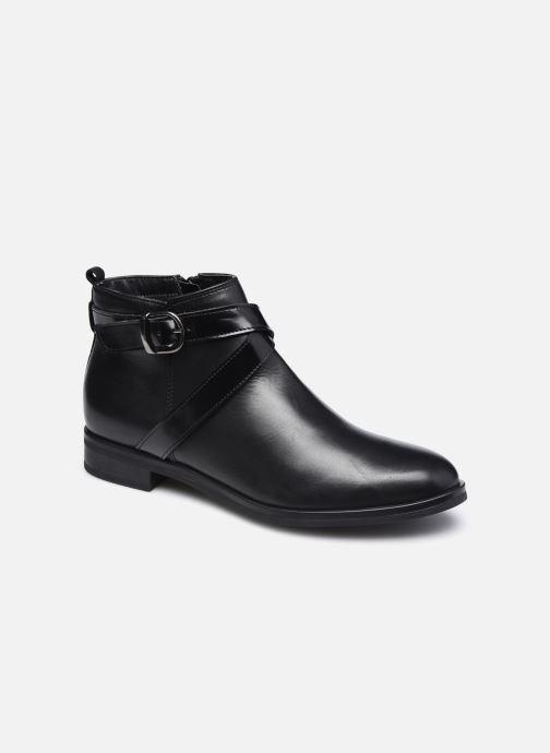 Bottines et boots Georgia Rose Amélie Noir vue détail/paire