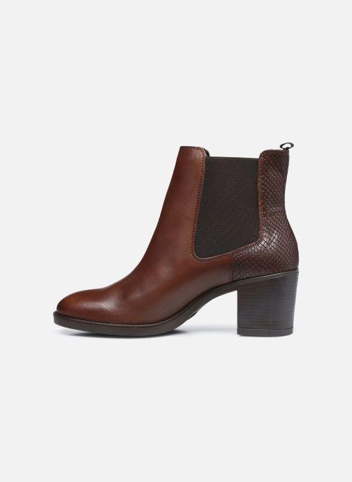 Stiefeletten & Boots Georgia Rose Addison braun ansicht von vorne