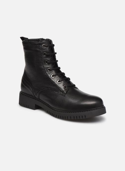 Bottines et boots Georgia Rose Adèle Noir vue détail/paire