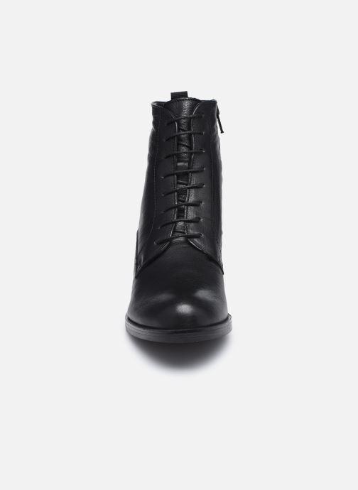 Bottines et boots Georgia Rose Maelys Noir vue portées chaussures
