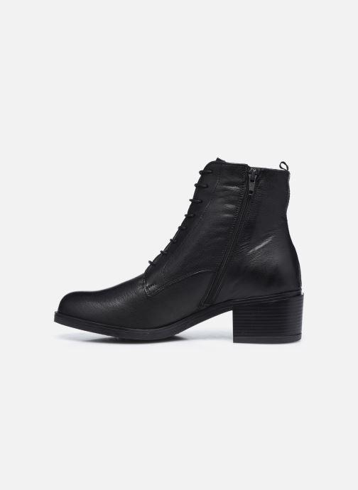 Bottines et boots Georgia Rose Maelys Noir vue face