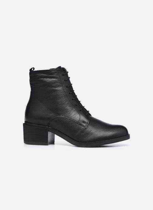 Bottines et boots Georgia Rose Maelys Noir vue derrière
