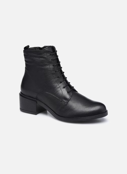 Bottines et boots Georgia Rose Maelys Noir vue détail/paire