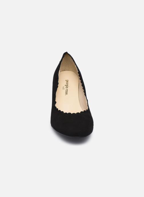 Escarpins Georgia Rose Soft Sylvia Noir vue portées chaussures