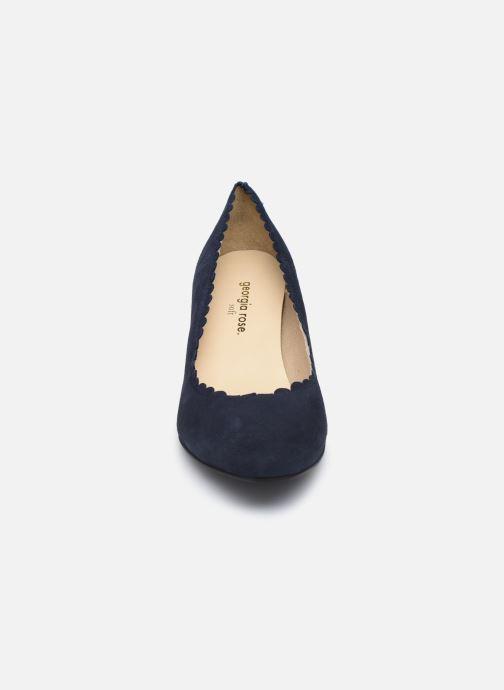 Zapatos de tacón Georgia Rose Soft Sylvia Azul vista del modelo