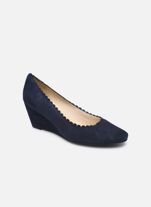 Zapatos de tacón Georgia Rose Soft Sylvia Azul vista de detalle / par