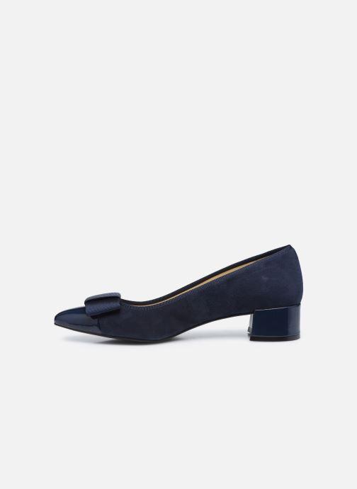 Zapatos de tacón Georgia Rose Soft Solenn Azul vista de frente