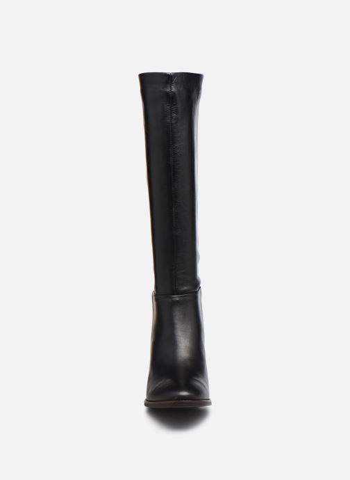 Stiefel Georgia Rose Soléane schwarz schuhe getragen