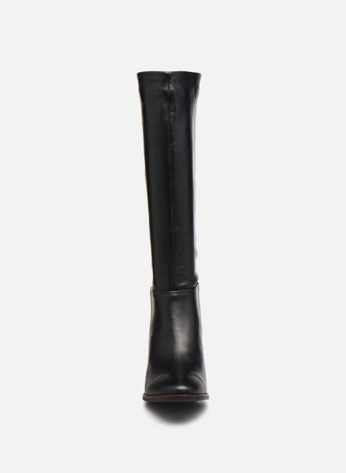 Bottes Georgia Rose Soléane Noir vue portées chaussures