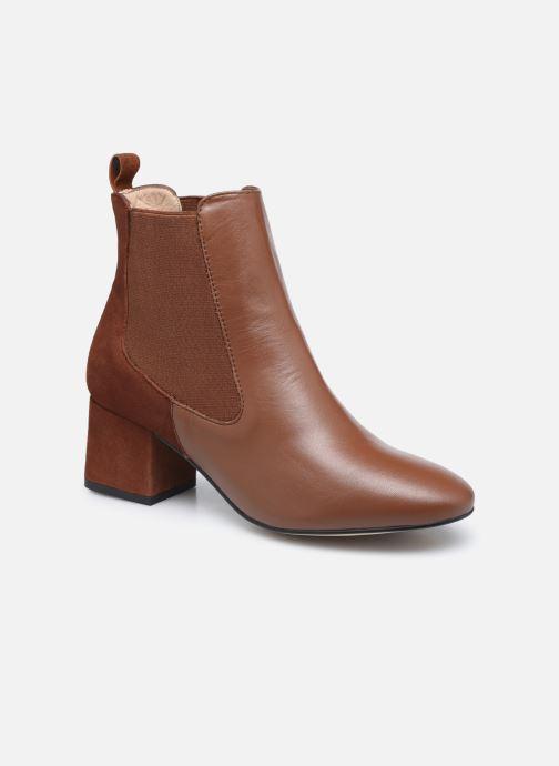 Stiefeletten & Boots Georgia Rose Sam braun detaillierte ansicht/modell