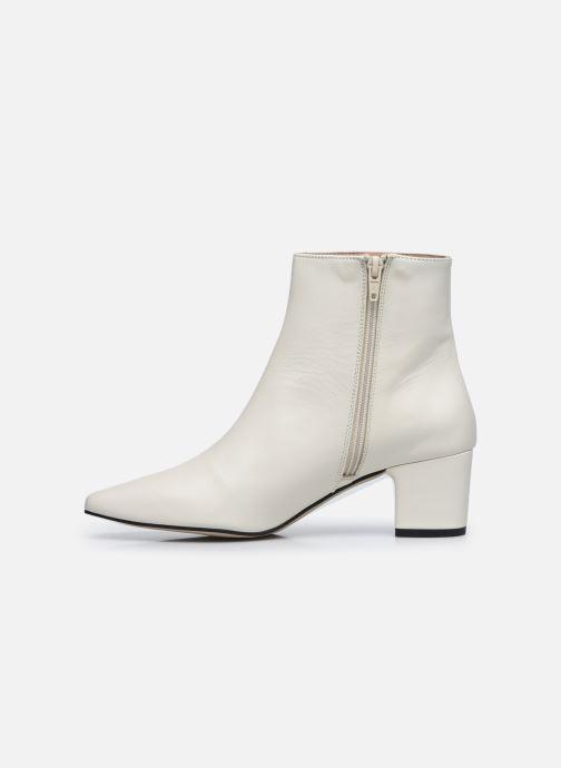 Boots en enkellaarsjes Georgia Rose Sixtine Wit voorkant