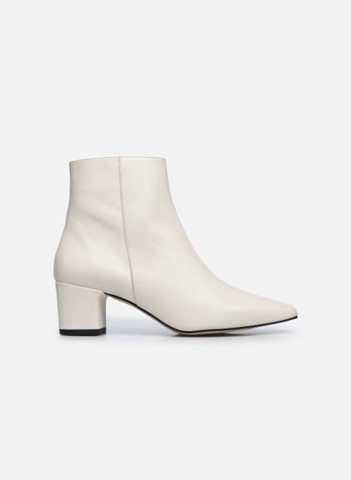 Boots en enkellaarsjes Georgia Rose Sixtine Wit achterkant